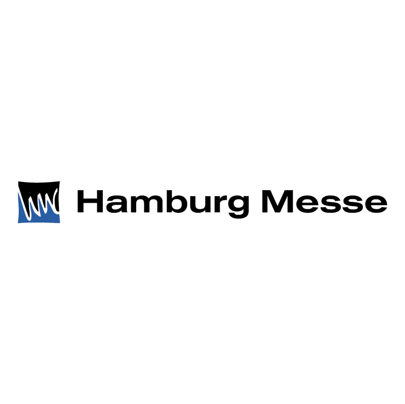 Hamburg Messe vector