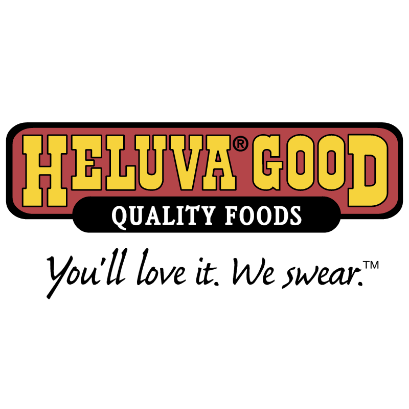 Heluva Good Quality Foods vector logo