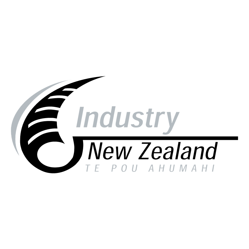 Industry New Zealand vector