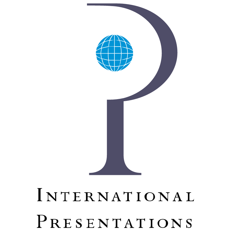 International Presentations vector