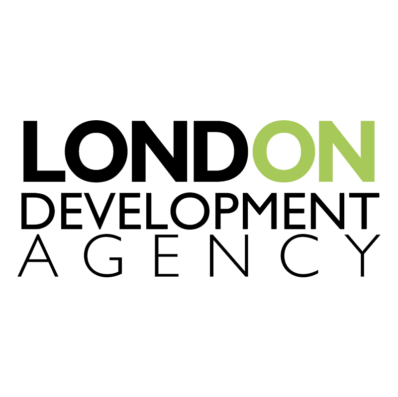 London Development Agency vector logo