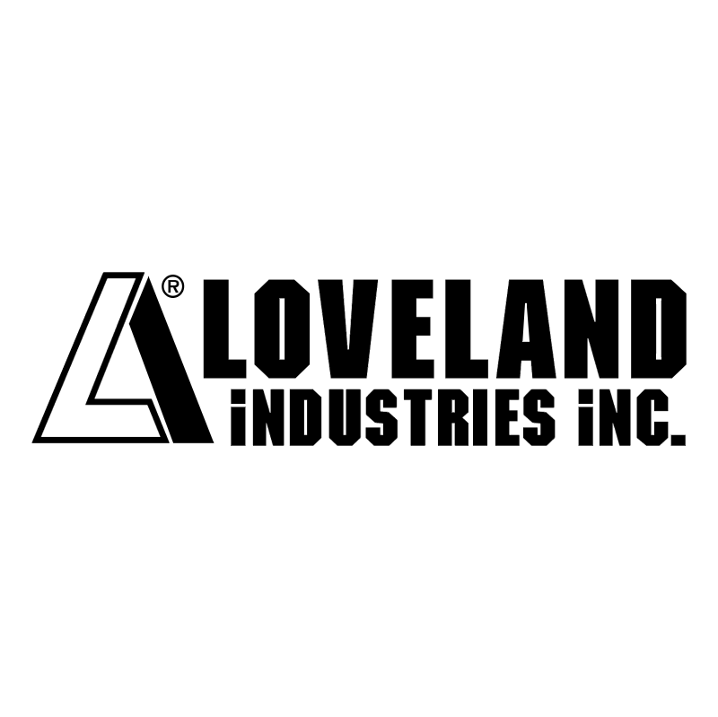Loveland Industries vector