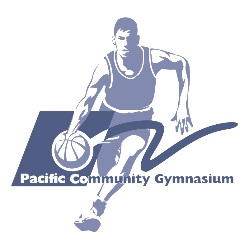 Pacific Community Gymnasium vector logo