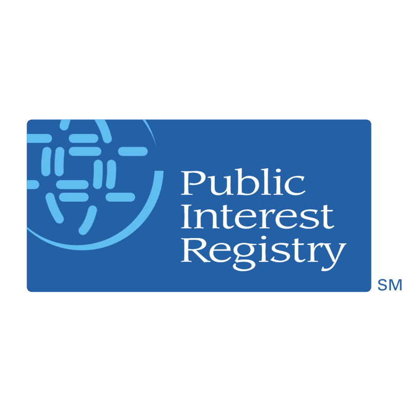 Public Interest Registry vector