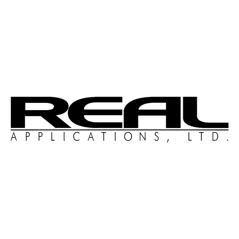 Real Applications vector