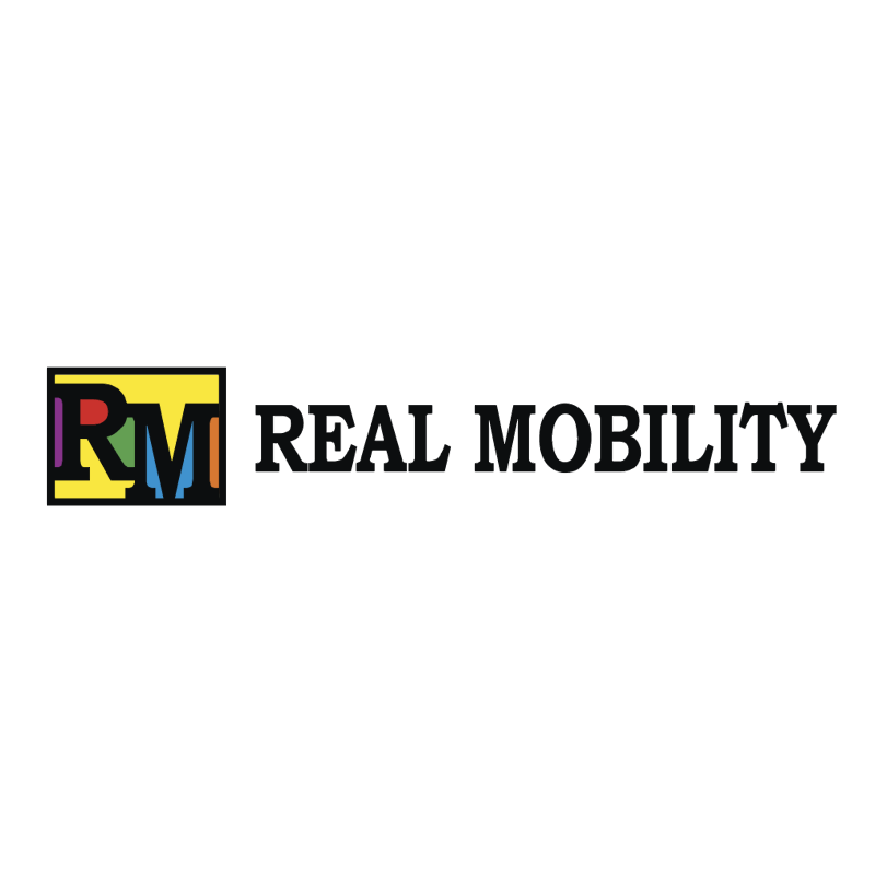 Real Mobility vector logo