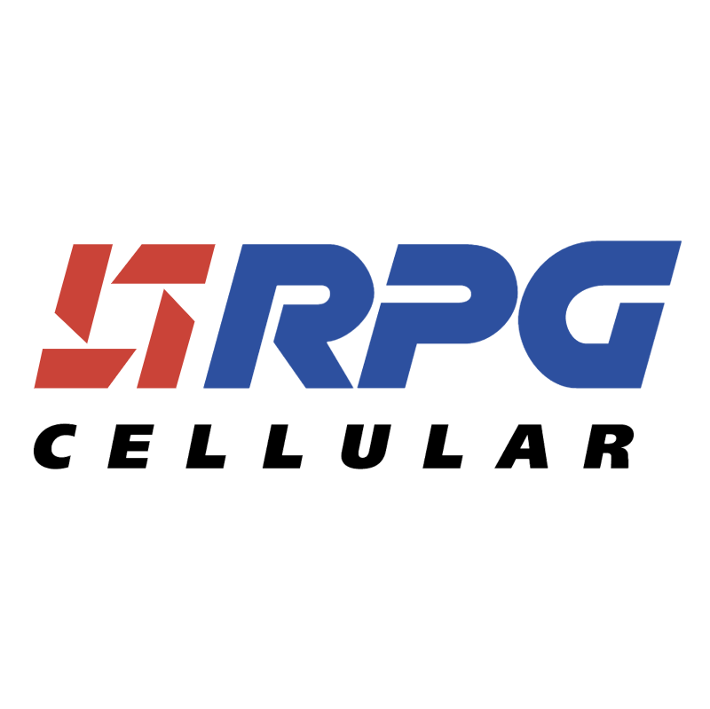RPG Cellular vector logo