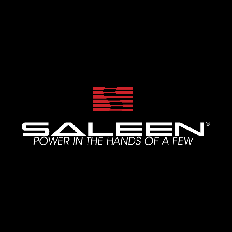 Saleen vector logo