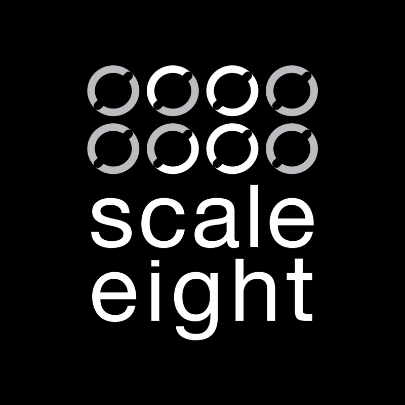 Scale Eight vector