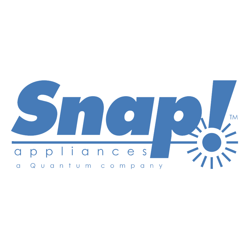 Snap! Appliances