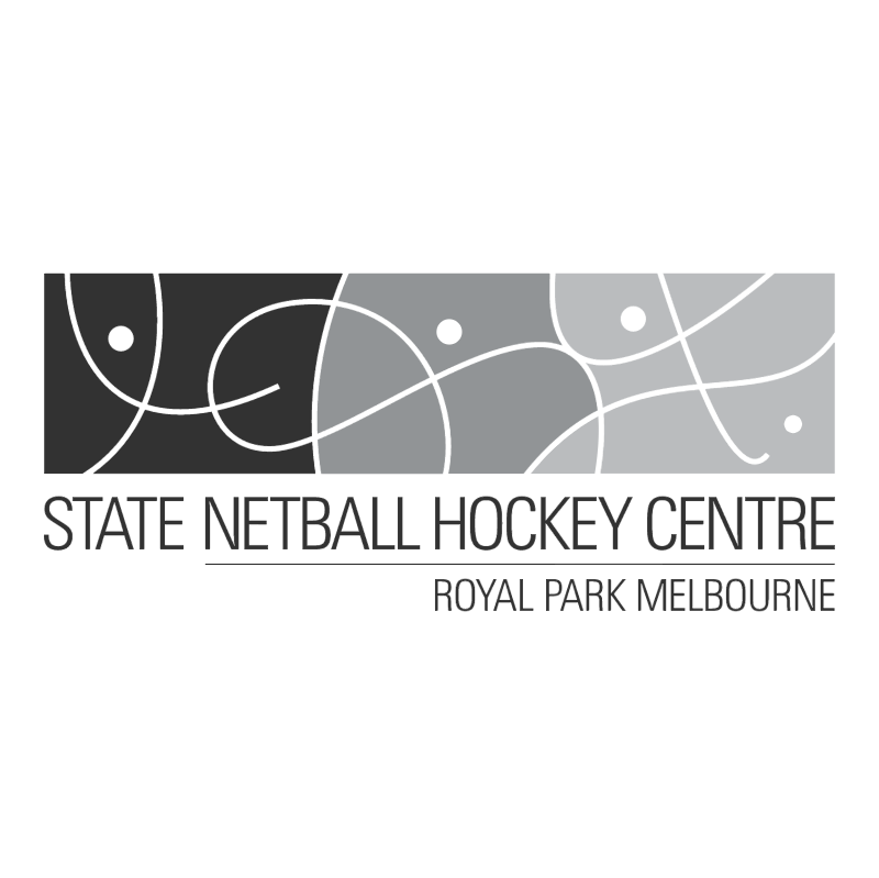State Netball & Hockey Centre vector