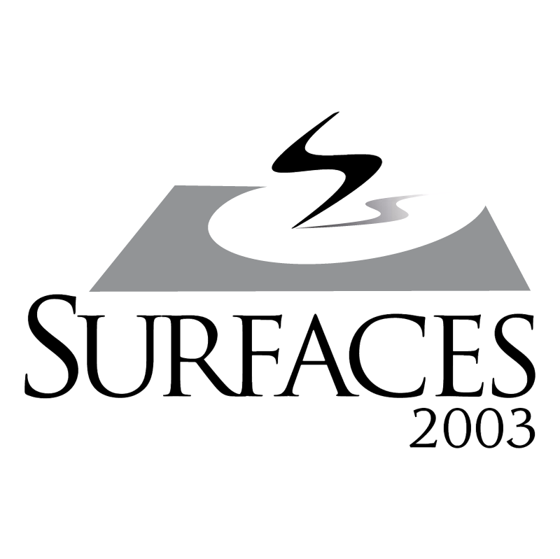 Surfaces 2003 vector