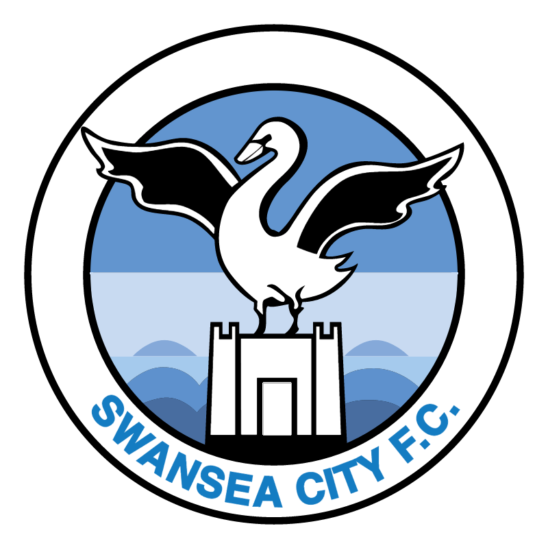 Swansea City FC vector logo