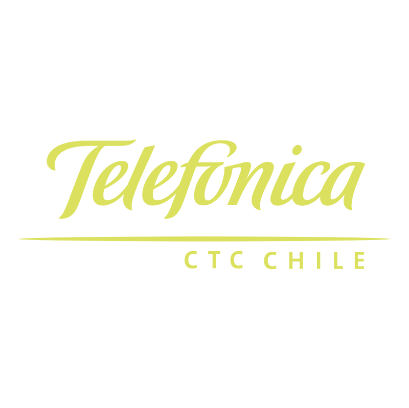 Telefonica CTC Chile vector