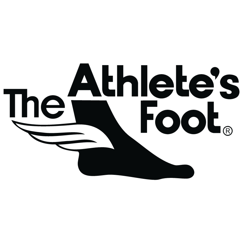 The Athlete s Foot vector