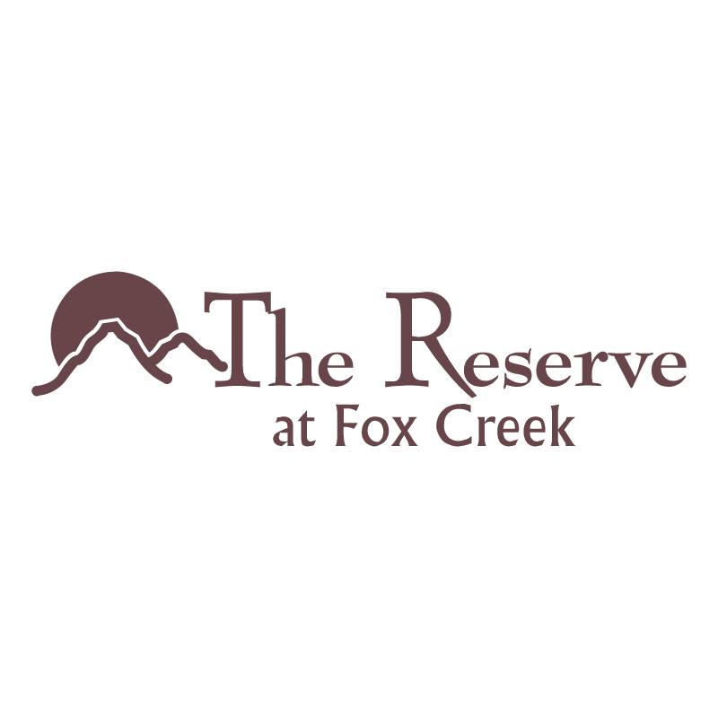 The Reserve at Fox Creek vector
