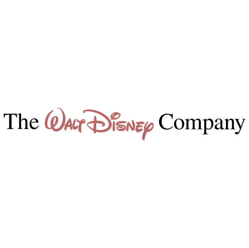 The Walt Disney Company vector logo