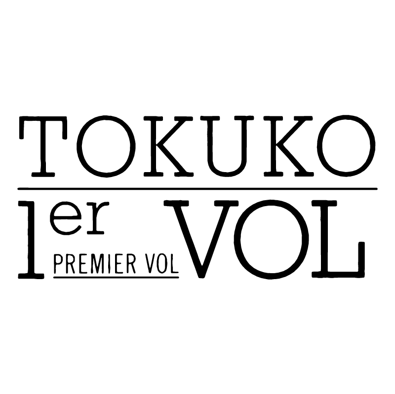 Tokuko 1er Vol vector