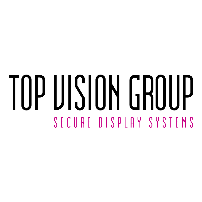 Top Vision vector logo