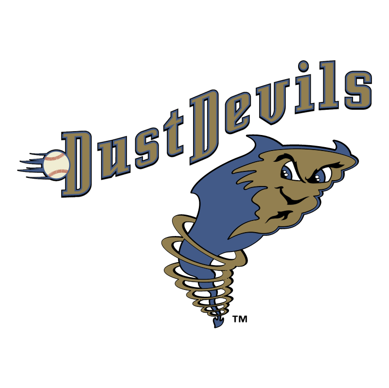 Tri City Dust Devils vector logo