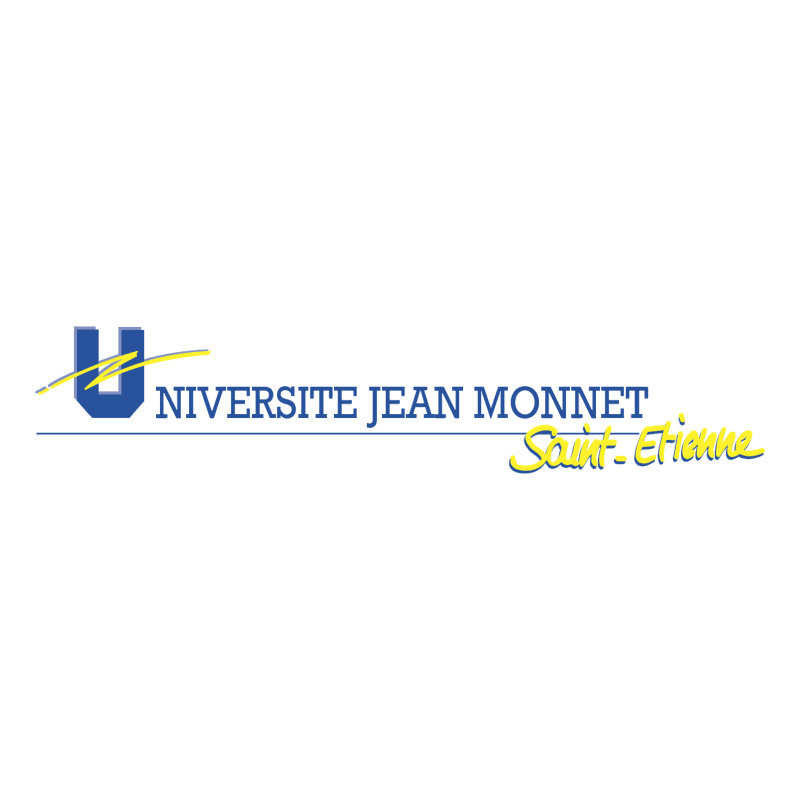 Universite Jean Monnet Saint Etienne vector