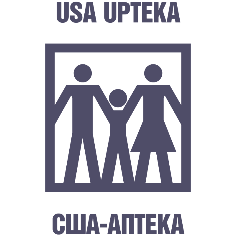 USA Upteka vector