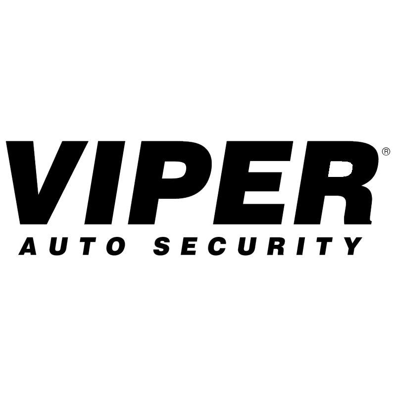 Viper Auto Security vector
