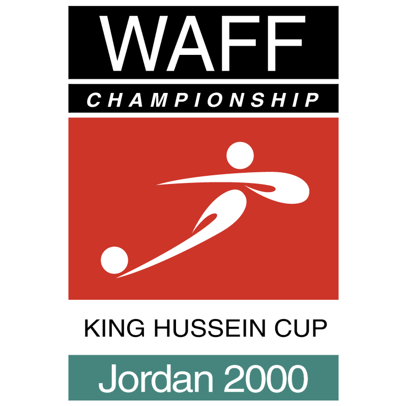 WAFF King Hussein Cup 2000 vector