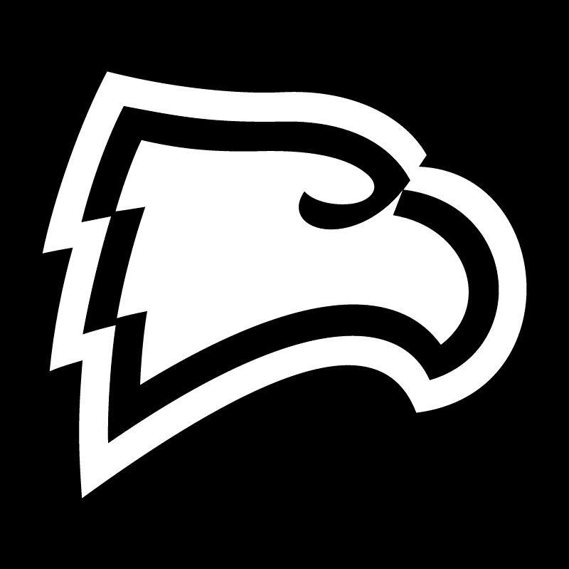 Winthrop Eagles vector logo