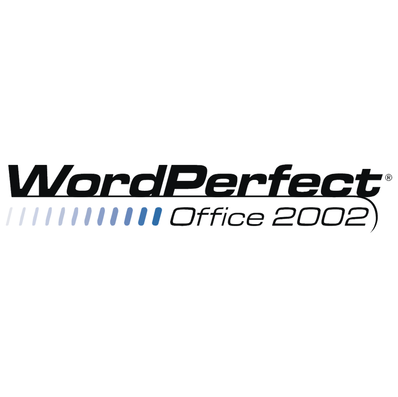 WordPerfect Office 2002 vector