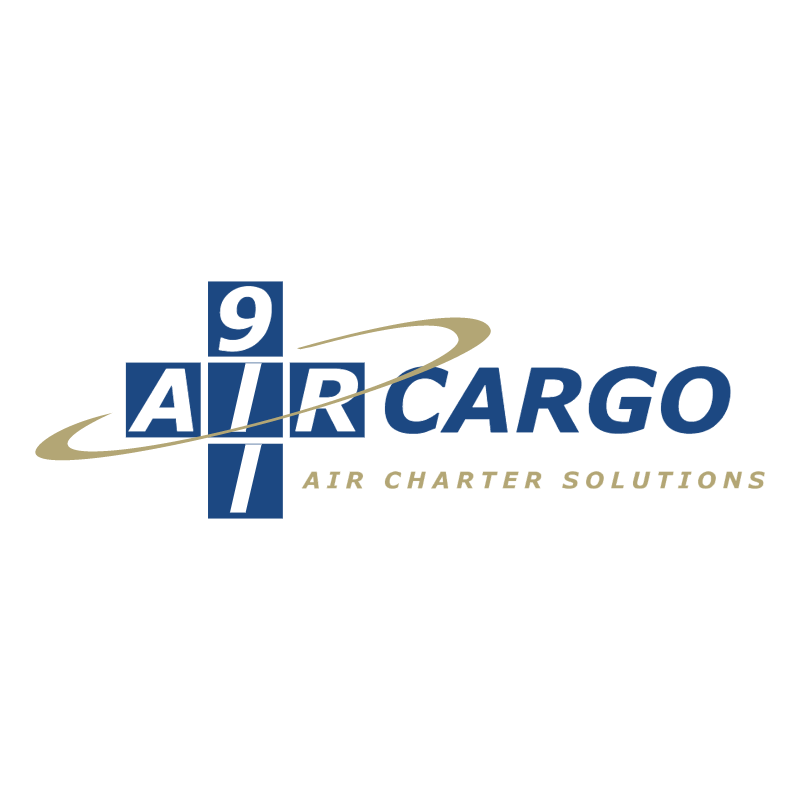 911 Air Cargo vector logo