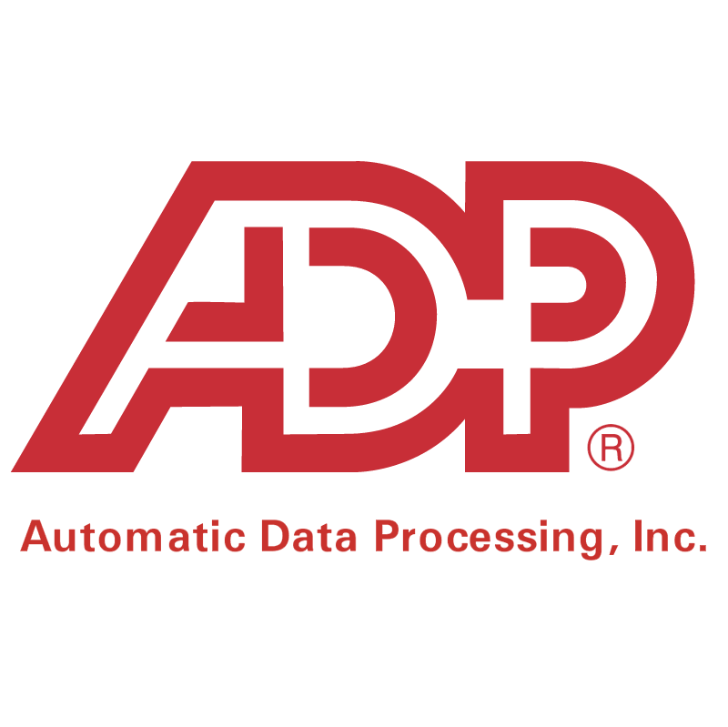ADP Automatic Data Processing vector logo