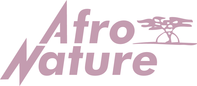 Afro Nature vector logo