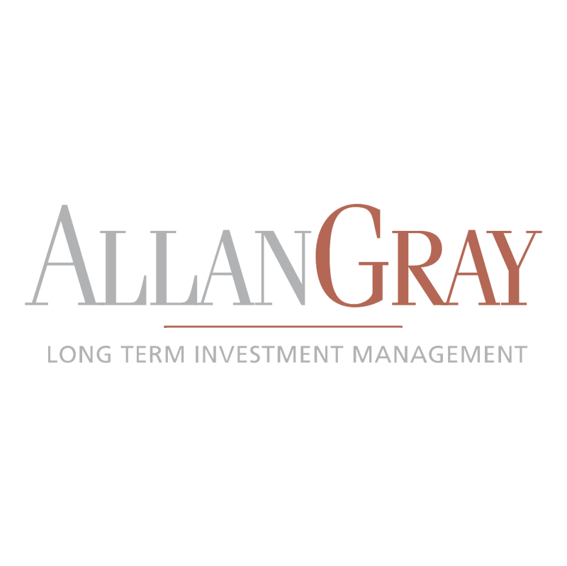 Allan Gray 40545 vector logo