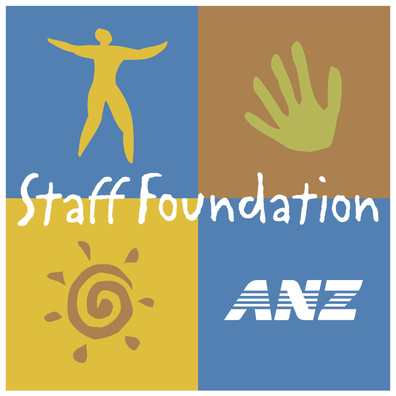 ANZ Staff Foundation vector