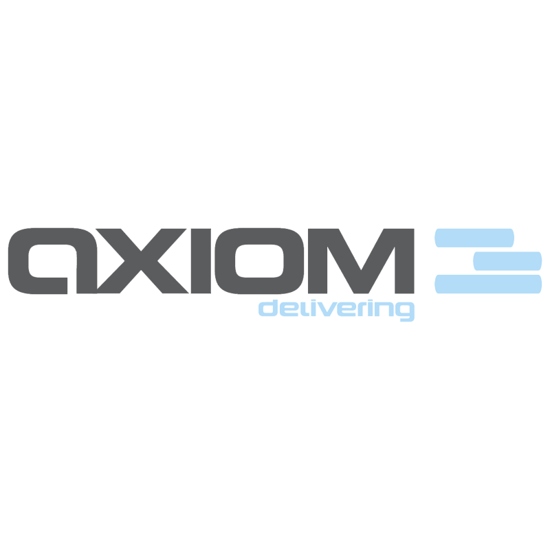 Axiom Systems Delivering vector