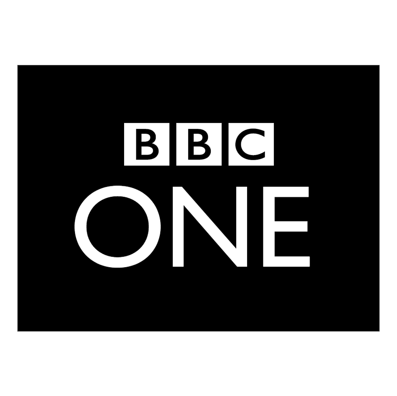 BBC One 81754 vector