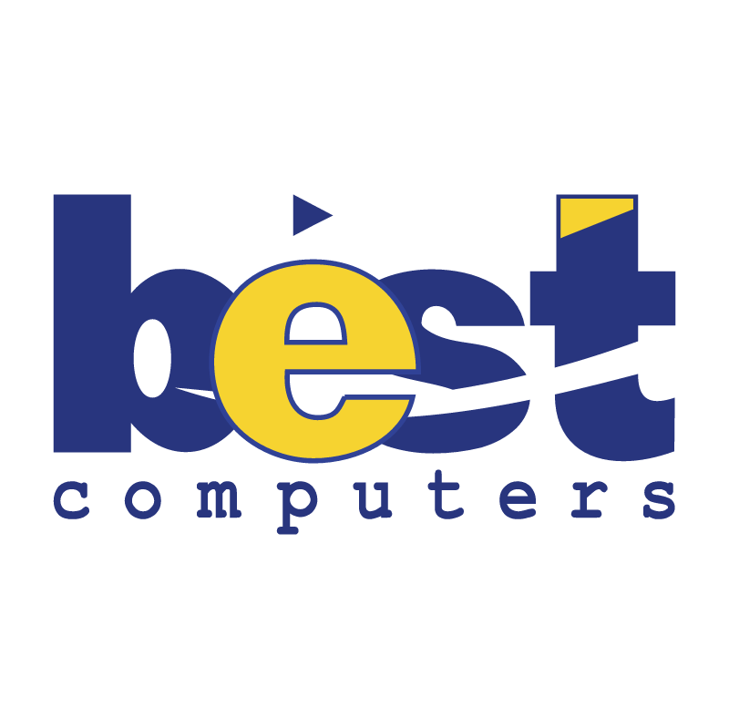 Best Computers vector logo