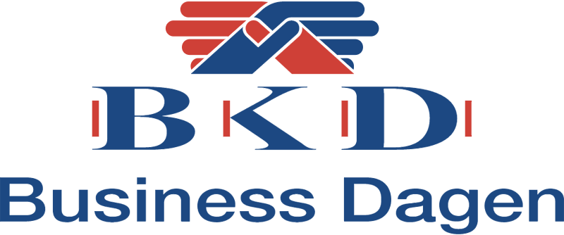 BKD BUSINESS DAGEN vector