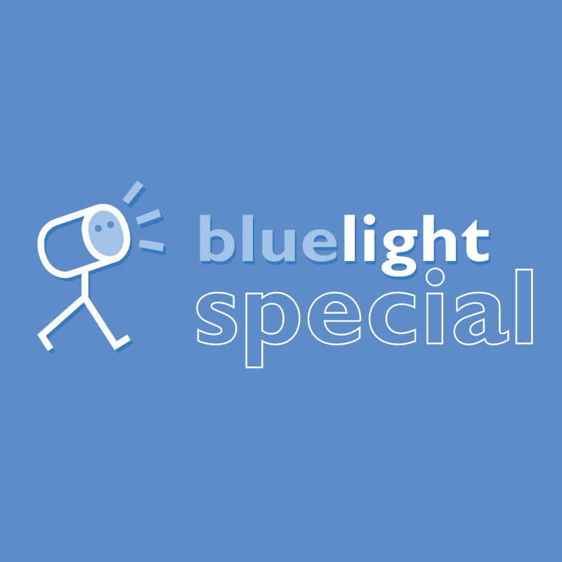 BlueLight Special vector