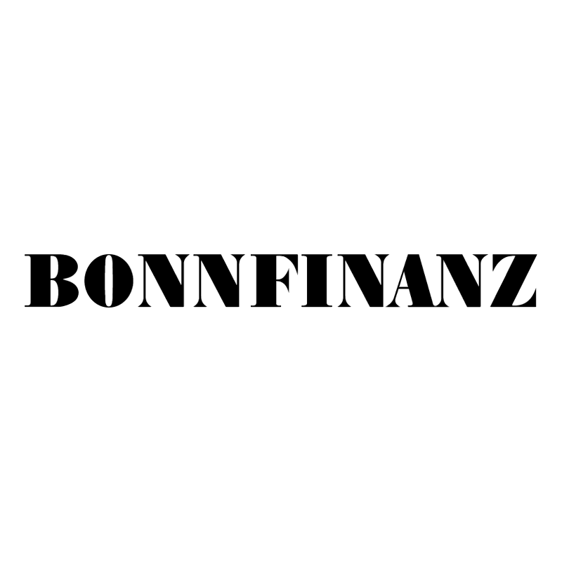 Bonnfinanz 63460 vector