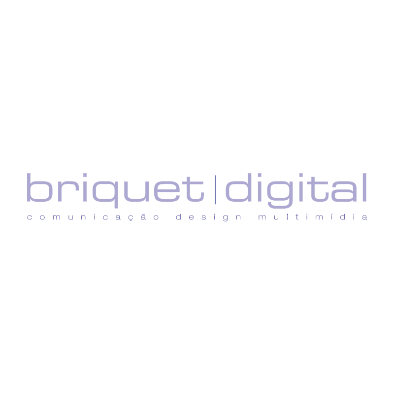 Briquet Digital vector logo