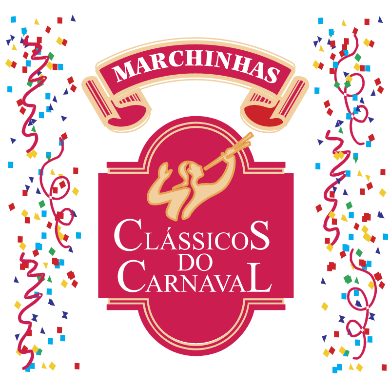 Classicos do Carnaval vector