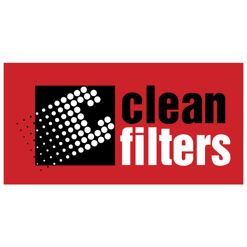 Clean Filters vector logo