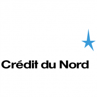 Credit Du Nord vector