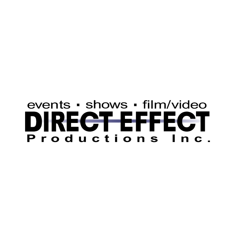 Direct Effect Productions vector