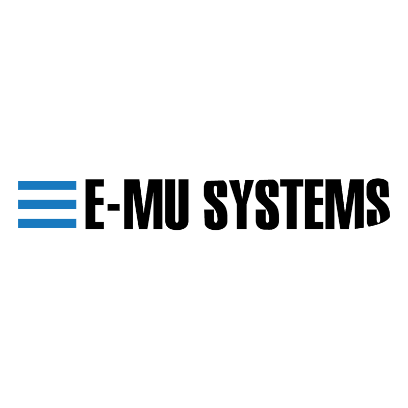 E MU Systems vector logo