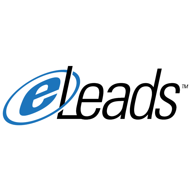 eLeads vector