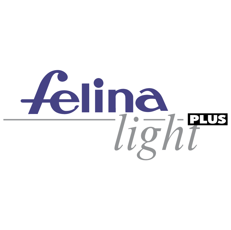 Felina Light Plus vector logo