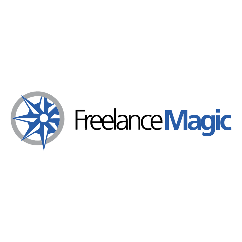 Freelance Magic vector logo